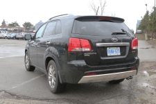 2013 Kia Sorento Rear Profile
