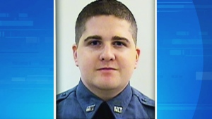 MIT officer Sean Collier, 26, of Somerville, was killed during the manhunt for the bombing suspects.