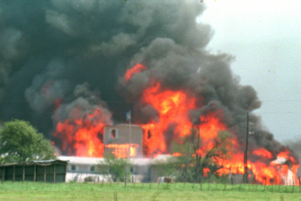 Branch Davidian Survivors Mark 20th Anniversary Of End Of