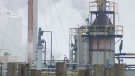 The Safety-Kleen plant, the second worst polluter in Waterloo Region, is seen in Breslau, Ont. on Tuesday, March 1, 2011.