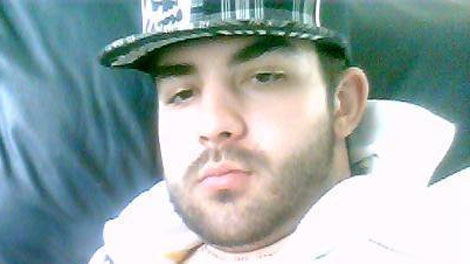 Thomas Anthony Joseph Brine, 25, of Winnipeg faces a charge for first-degree murder. (Photo courtesy Facebook)