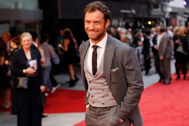 Jude Law advocates for ban on seal fur in EU
