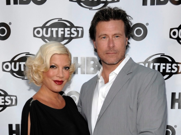 Tori Spelling loves being pregnant