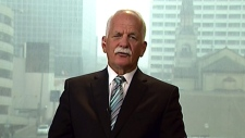 Vic Toews on missile defence in Canada