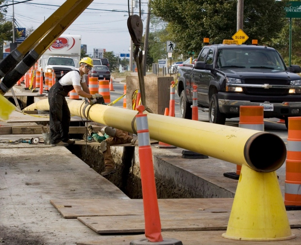 Pipeline safety strengthened, group says