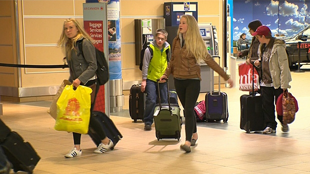 Students Arrive Home From Boston Excursion CTV News Edmonton