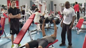 CTV Montreal: Power of One: 80-year-old bodybuilde