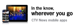 CTV News Mobile Apps Promo