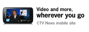 CTV News Mobile Site Promo