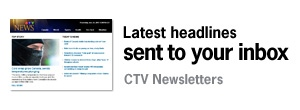 CTV News Newsletters Promo