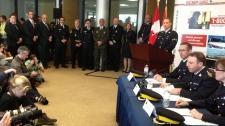 Two arrested after RCMP foil alleged terror plot