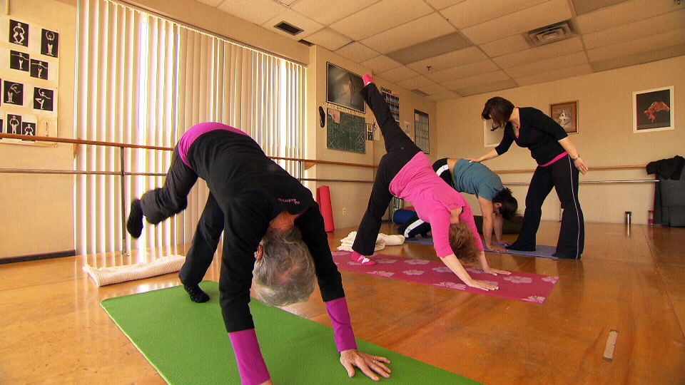 Yoga is being prescribed more commonly for patients suffering from pain, or rehabilitating an injury.