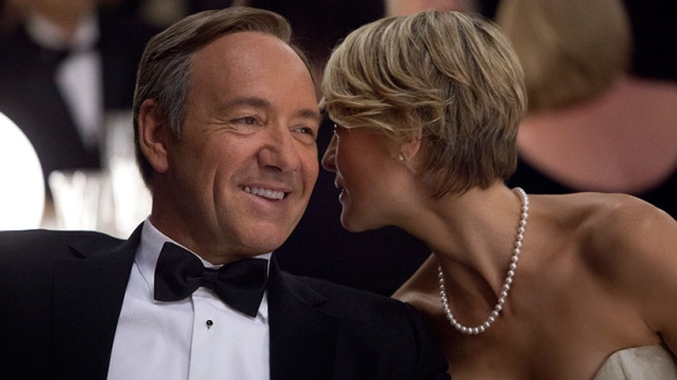 House of Cards gives boost to Netflix