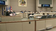 Calgary city council video