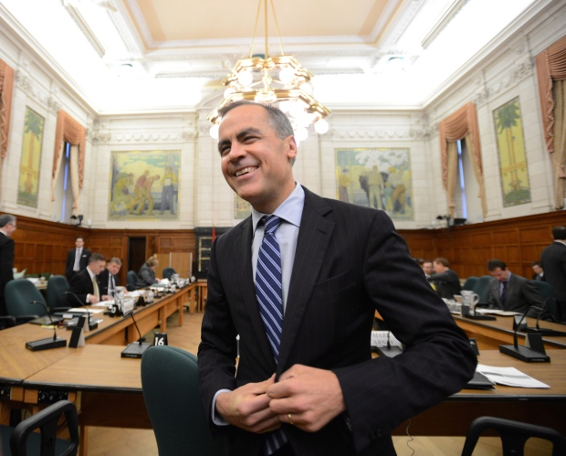 Mark Carney comments on foreign workers program