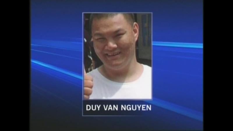 Duy Van Nguyen, 31, is seen in this undated family handout photo.