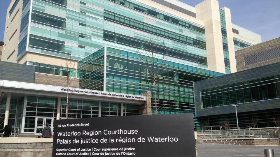 Kitchener courthouse