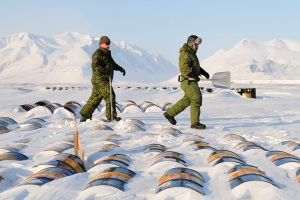 <b> Canadian Forces Busy in the Arctic</b> 