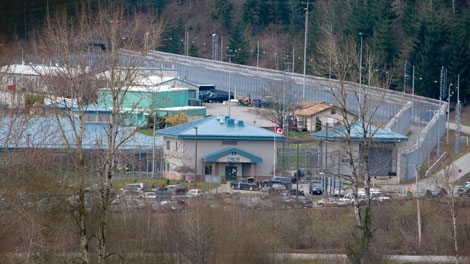 The Mountain Institution in Agassiz, B.C. Sunday, March 30, 2008. (THE CANADIAN PRESS/Jonathan Hayward)