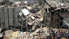Joe Fresh factory collapse