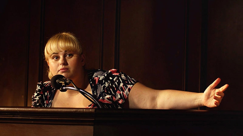 Rebel Wilson in a scene from Paramount Pictures' 'Pain and Gain'