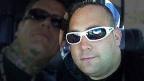 Adam Purdie, 28, was shot to death by Mounties in Surrey, B.C. (CTV)