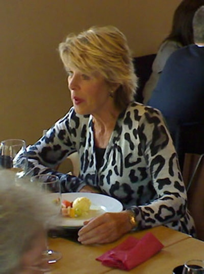 Susan Griffiths, a Winnipeg woman who travelled to Switzerland for an assisted suicide, is seen in this 2010 photo handout taken by a family member.