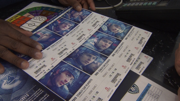 Canucks ticket prices surge