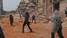 Bangladesh police clash