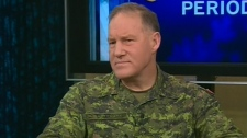 Chief of the Defence Staff Gen. Walt Natynczyk appears on CTV's Question Period, Sunday, March 6, 2011.