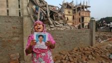 Anger in Bangladesh