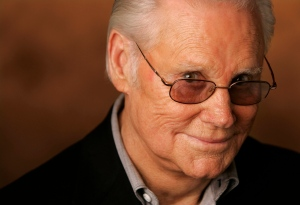 George Jones is shown in Nashville, Tenn., on Jan. 10, 2007 Jones, the peerless, hard-living country singer who recorded dozens of hits about good times and regrets and peaked with the heartbreaking classic 'He Stopped Loving Her Today,' has died. He was 81. (AP / Mark Humphrey)
