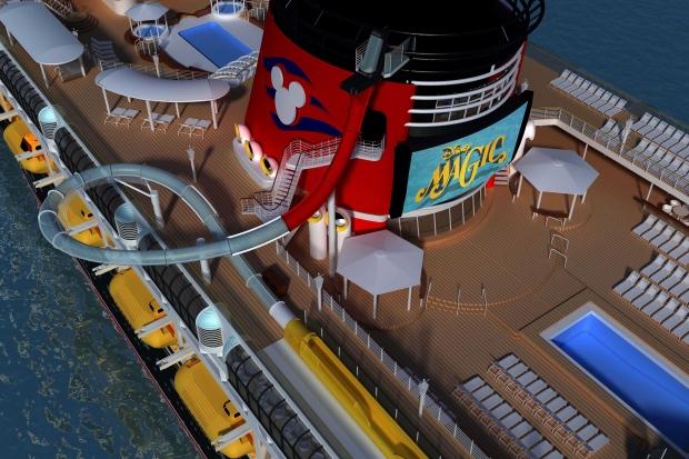 Disney Magic Ship Renovation Disney Cruise Ship The Magic