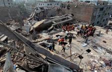 Bangladeshi factory rescue