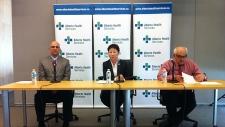 Alberta Health Services, supplement mixup