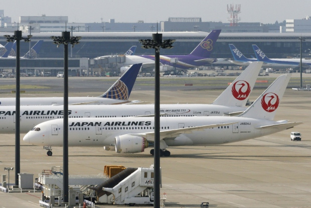 Japanese airlines to resume 787 flights