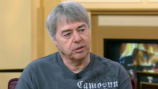 Robert Latimer appears on CTV's Canada AM on March 7, 2011.