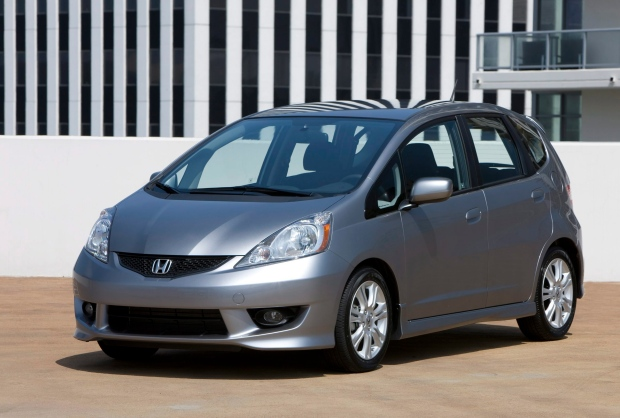 Honda Fit Sport recall