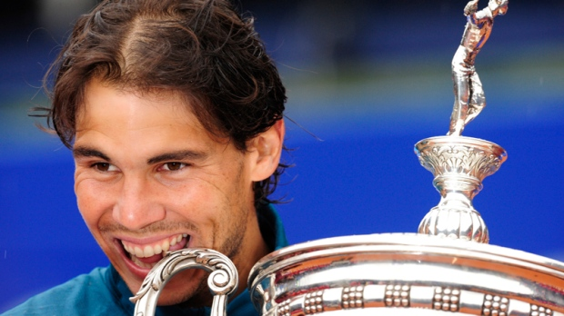 Nadal wins Barcelona Open