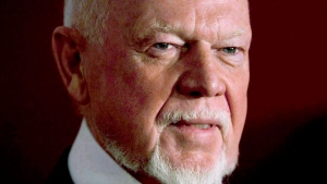 Don Cherry is shown in Toronto on Feb. 15, 2011. (Darren Calabrese/The Canadian Press)