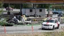 Mutiple dead from Surrey car crash