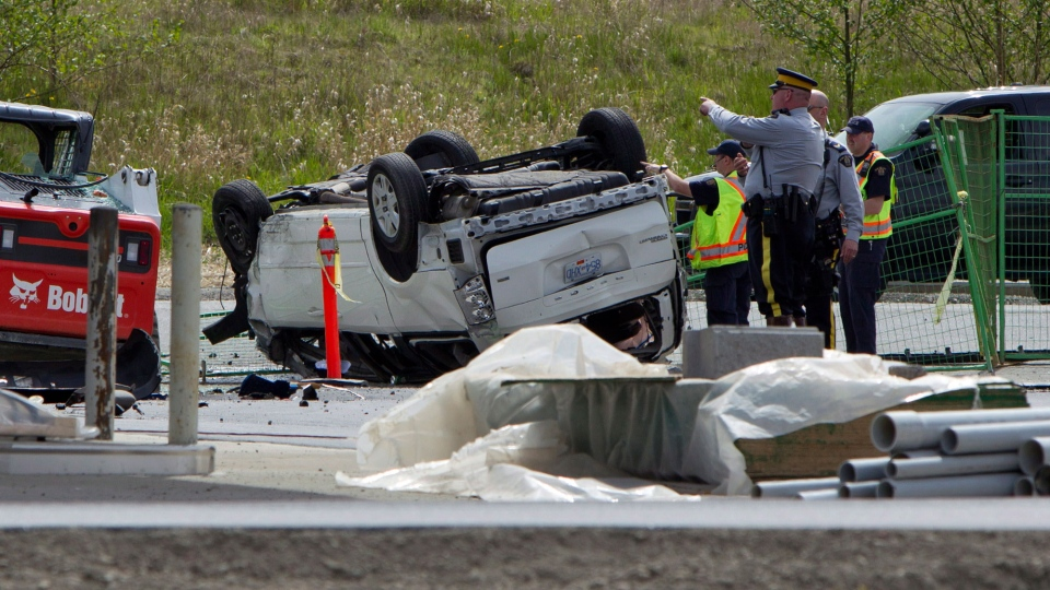 Family Of Four Killed In Car Accident