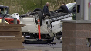 CTV National News: Crash site a crime scene