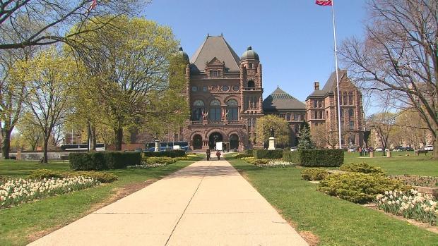 Queen's Park file photo