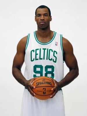 NBA player Jason Collins