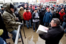 Alberta sheriffs join striking prison guards