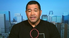 Canada AM: Esera Tuaolo on the 'historic' day