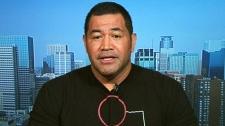 Canada AM: Esera Tuaolo on the 'historic' day