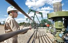 BP oilfield