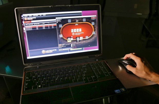 is online gambling for money legalize